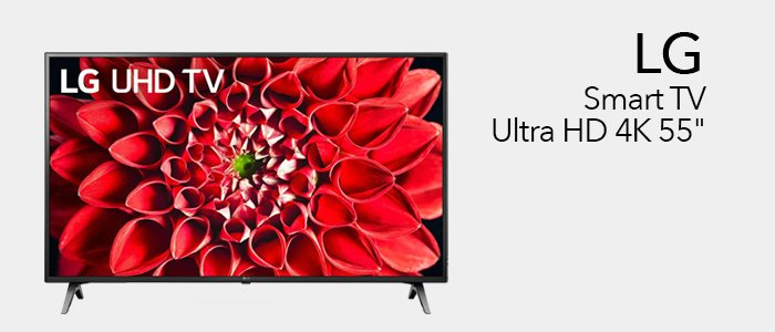 PROMO LG Smart TV Ultra HD 4K 55